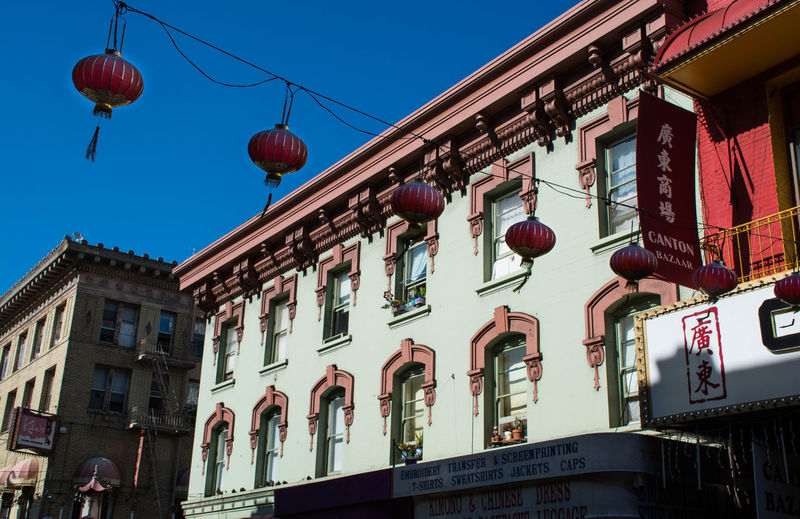 Chinese New Year Architecture Asian  Asian Culture Building China Chinatown Mandarin Sanfrancisco