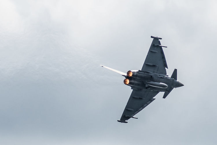 Typhoon Typhoon Air Display  Skyporn Sky_collection Afterburner Afterburners Noise Power Skill