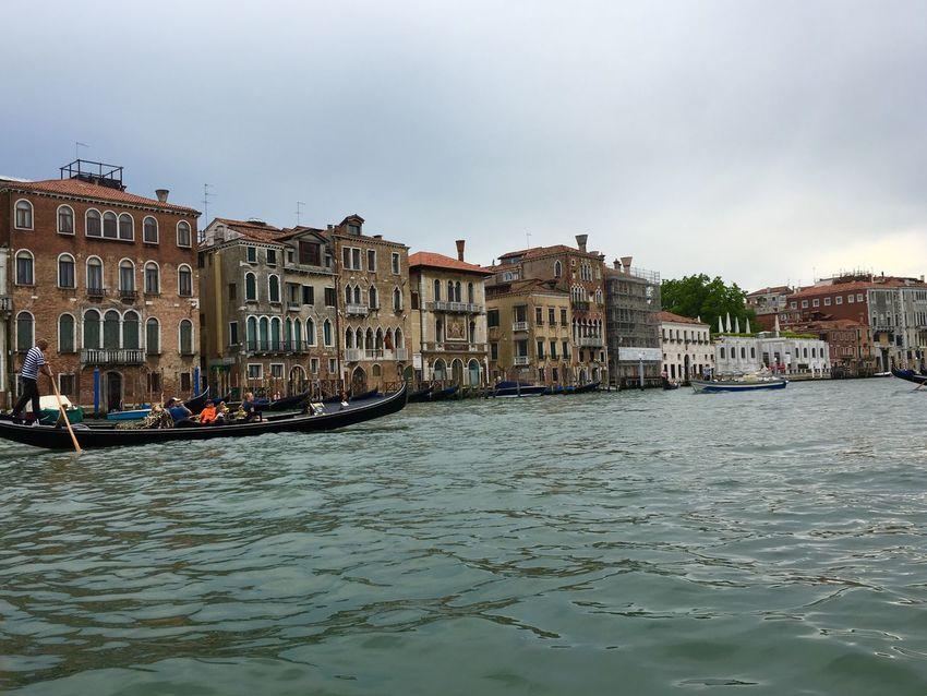 Venice Canals Water Gondola Italy Romantic Seyahat Travel Gezi Venedik