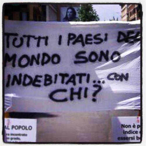 Street Italy Política Societ á