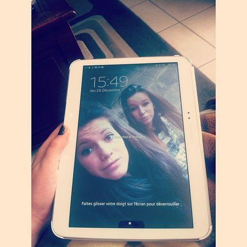 Samsung Galaxy Tablette Tab3 perfectwhitenoel