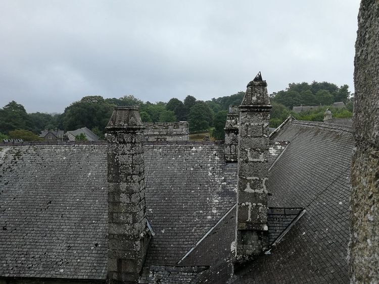 Outdoors Architecture Rooftop Rooftops No People Sky National Trust Stately Home Building Exterior Architecture