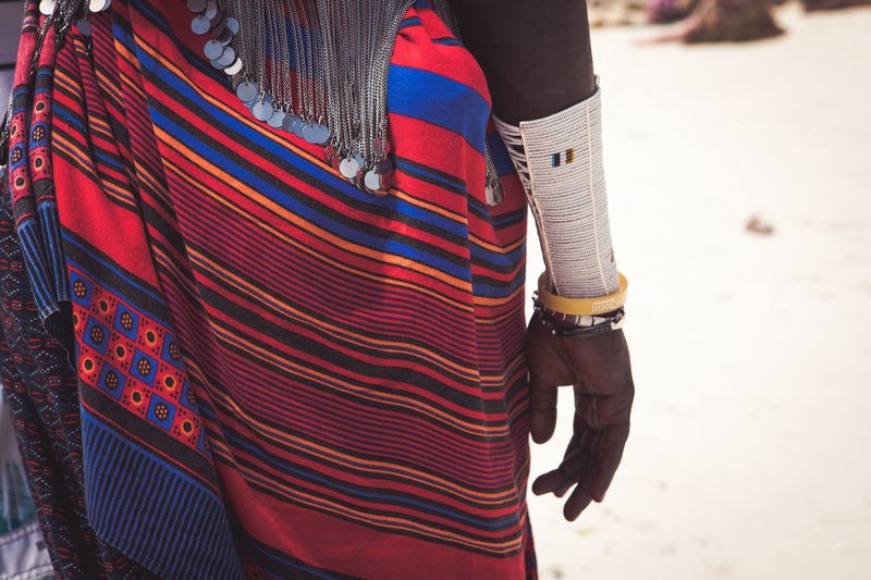 Masai Fashion Close-up Masai Sand Tanzania Tipical Dress Travel Travel Destinations Traveling Vacations Zanzibar Zanzibar_Tanzania Zanzibarisland