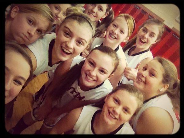 Last Basketball Game!