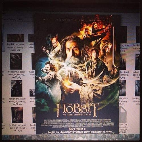 I always been a fan to this trilogy, just finished watching TheHobbit Funtimes Epicmovie