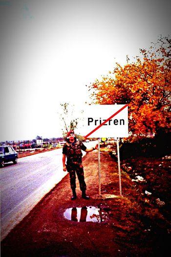 Bundeswehr Feldjäger Military Police Army Military Prizren Prizrenkosovo KFOR Kosovo That's Me