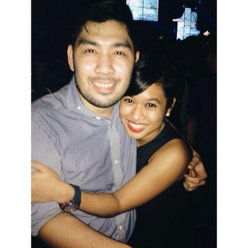So happy to see you last night! :) Date tayo soon!! Haha Unexpectedmeetup Reunited