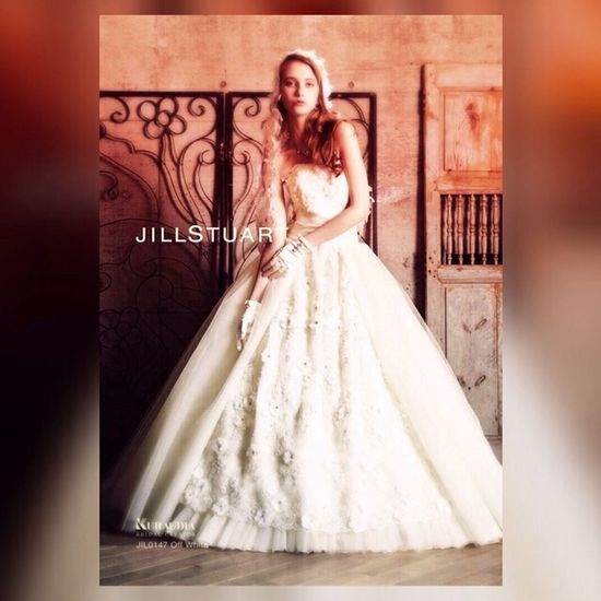 Jillstuart Dress Wedding Antique