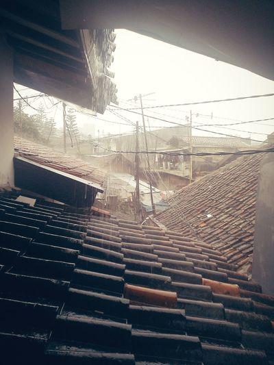 Rain Rain Drops Rainy Rooftop i'ts Rain