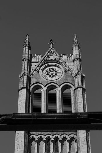 Sacred Place... Bnw_collection Bnw_shot Bnw_society Black And White Photography Bnw_captures Church Architecture Church Buildings Church Tower Church Exterior Architecture_collection Architecture And Art Architecturelovers Urbanexplorer New York Urbanlife Architecturephotography Design The Architect - 2018 EyeEm Awards City Spirituality Place Of Worship Religion Architecture Building Exterior Historic Arch History Old Ruin Architectural Feature Gothic Style