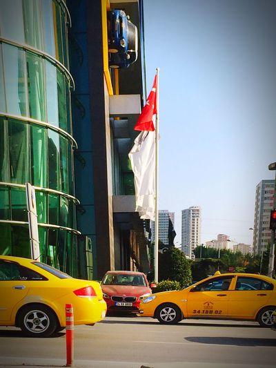 MiniCooper Bmw Taxi Taking Photos Popular Photos EyeEm Best Shots Photo Colors Istanbul Turkey