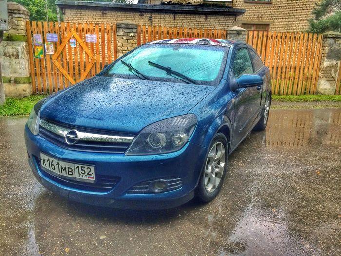 Opel Opel Astra GTC Opel Astra My Opel