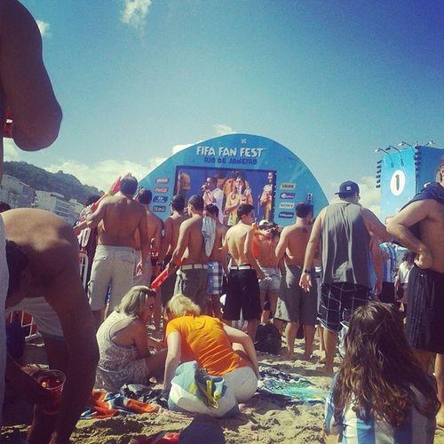 Fifafunfest Copacabana