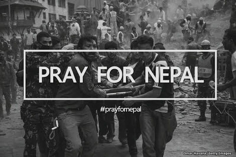 -let's Pray for Nepal😢🙏🙏 PrayforNepal Pray For Nepal PRAYFORTHEM Letspray Pray