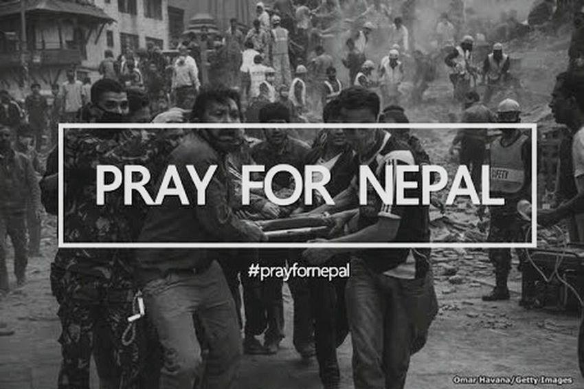 -let's Pray for Nepal😢🙏🙏 PrayforNepal Pray For Nepal PRAYFORTHEM Letspray Pray