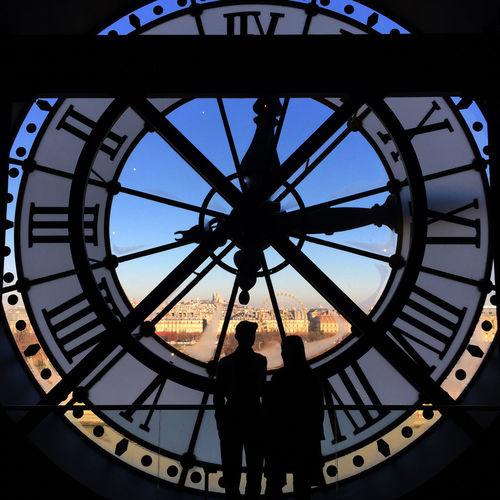 Men Clock