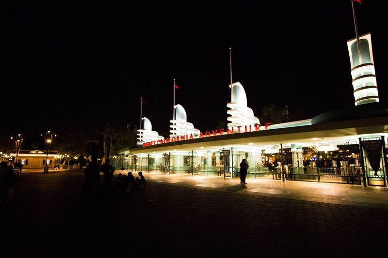 Learn & Shoot: After Dark Disneyland California Adventure First Eyeem Photo