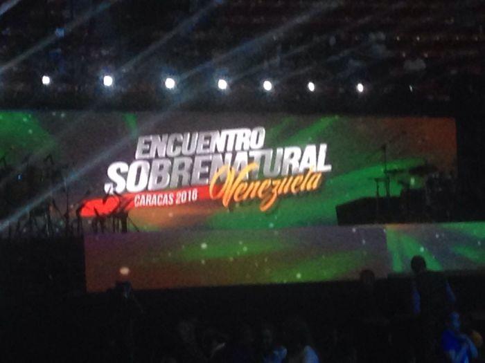 Encuentro Sobrenatural Venezuela First Eyeem Photo