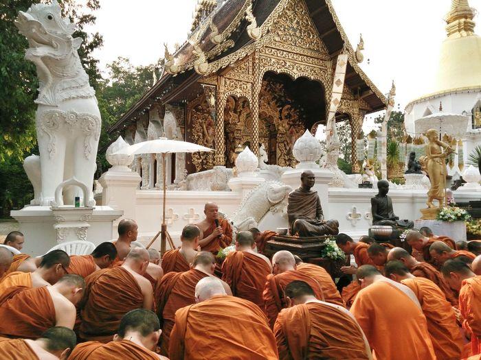 Tree Statue Sculpture Place Of Worship Spirituality Religion Sky