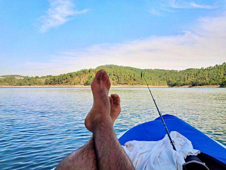 Escaping Enjoying The Sun Soaking Up The Sun Relaxing River View Kayaking Kayak Fishing Fishing Kayak Enjoying Life