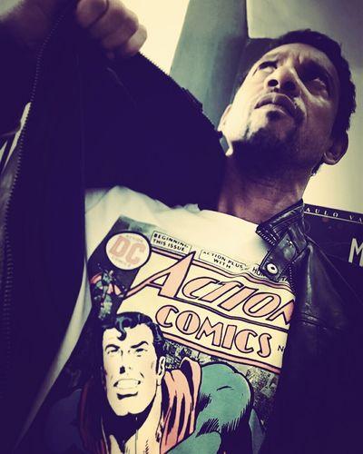 Im super! JustMe Superman Heroi HERO Heroes Powerfully @saulovalley Sdv IFB on twitter