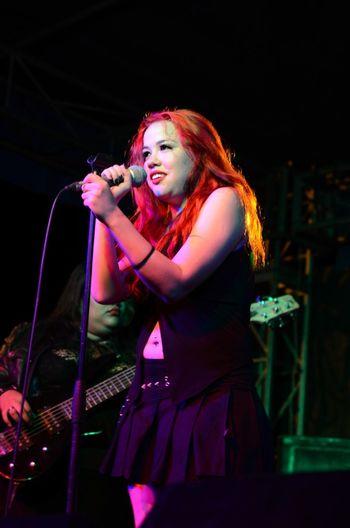 #beautiful_girls #metalshow #nicaragua #rocknica.com #Valkirias_Band Lifestyles