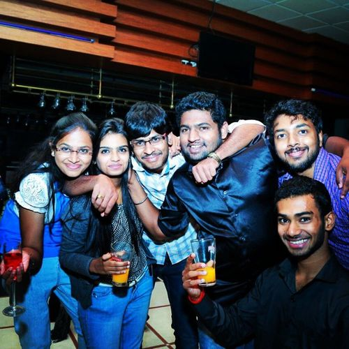 Throwback Friday Party Nightout Cubalibre HbdayRahul Food Shots SeeSha Photos Phoses Unlimitedfun ADayToRemember