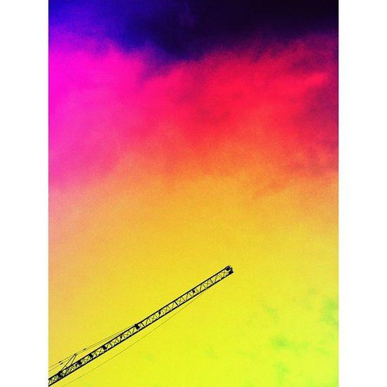 Things are just happening Houston Houstontexas Hotshots Life Sunset Candyminimal Austin Dallas Igofhouston Igaustin Color