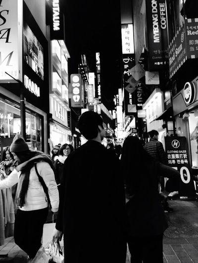 명동 Seoul