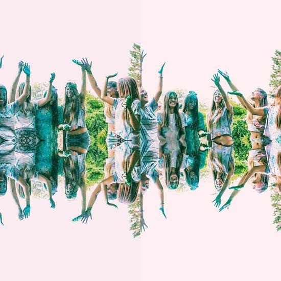 Art Collage Wecolorfestival Cordobacapital