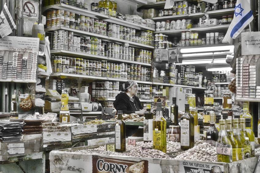 Israel Jerusalem EyeEmNewHere Jewish Hebrew Market Yehuda Market Yellow Color