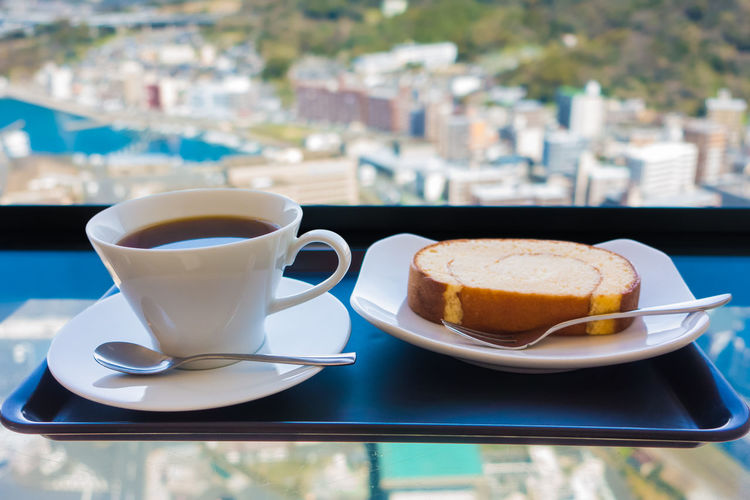 Cafe Cake Coffee Coffee - Drink Coffee Cup Cup Focus On Foreground Sweets