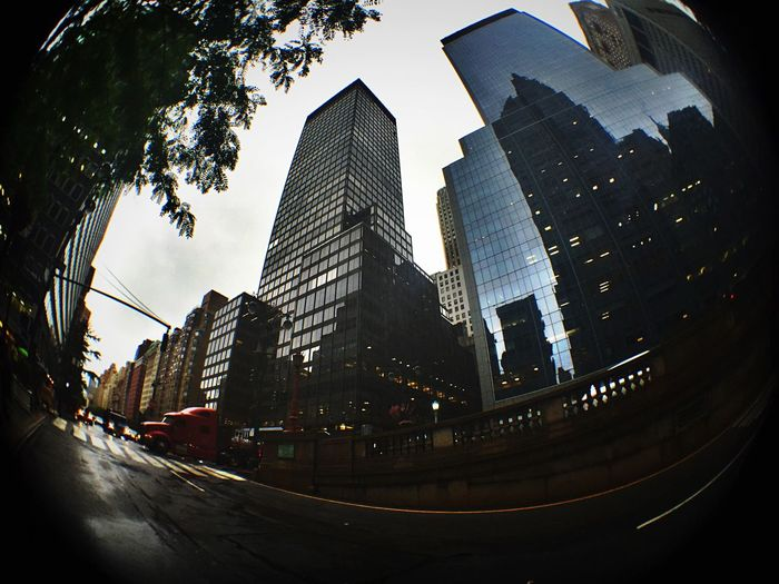 Murrayhill Cityofdreams  Olloclip Fisheye Taking Photos Hello World NYC