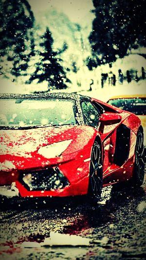 Ferrari Neige First Eyeem Photo