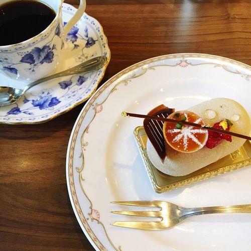 ケーキ❤️🍰 グランドプリンス ケーキ 京都 国際会館 Kyoto Cake Coffee Break Japan