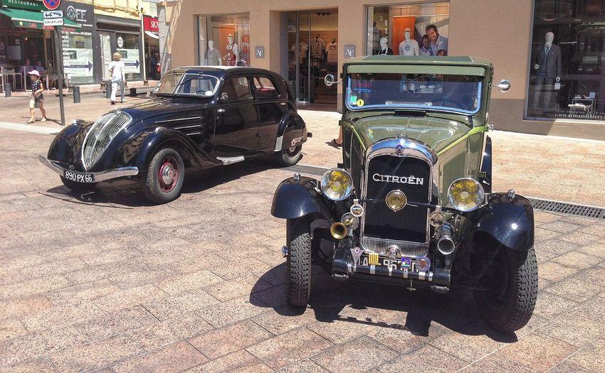 Vintage Car Old