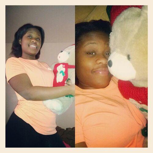Me & My Teddy Earlier