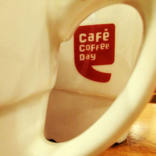 Ccd With Friends Coffee ☕ Trichy