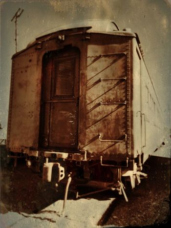 Trainphotography Train Cars Train Museum Barstow Sepia Sepia Photography Sepia_collection Sepiatone Nostalgic  Train Station