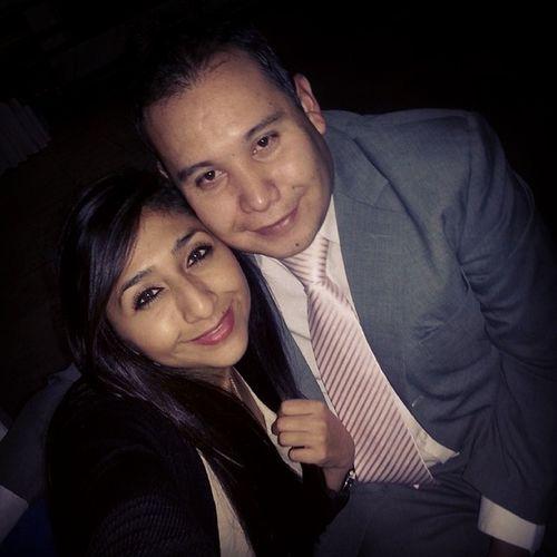 En la boda de nuestros compadres YouAnMe Lovelove Wedding Sinthia Ivan Friends