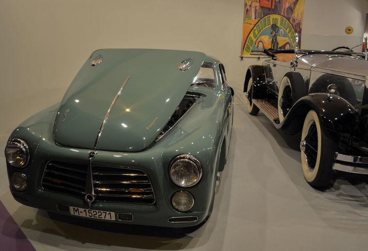 Feriarte. Feria de Anticuarios. Ifema Green Color Headlights Land Vehicle Mode Of Transport No People Old Vehicles Rols Roys Rolsroyce Wells
