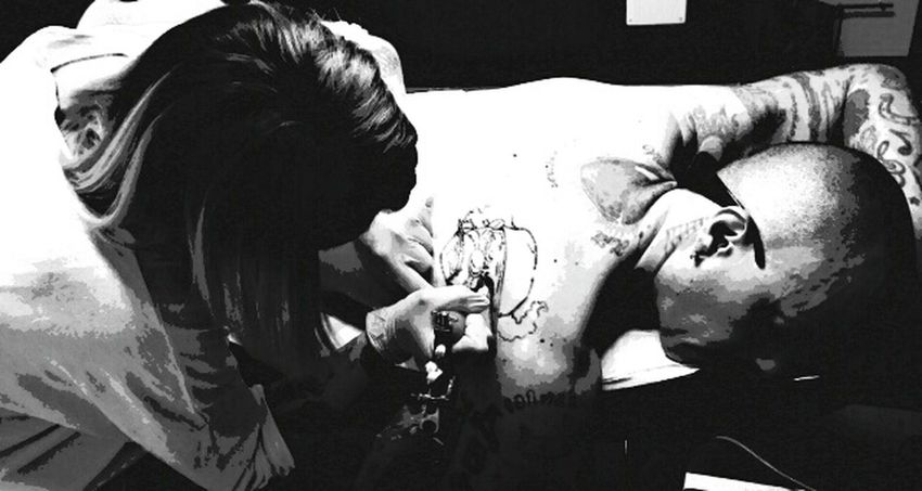 Tattoo Payaso Streettattoo