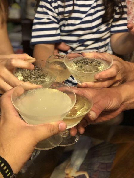 Brindis Drink Food And Drink Refreshment Real People Women Group Of People Alcohol