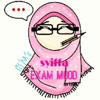 Im in exam mood diz week till weekends.... 4flat Accountancy Almightybless Uitmdihatiku