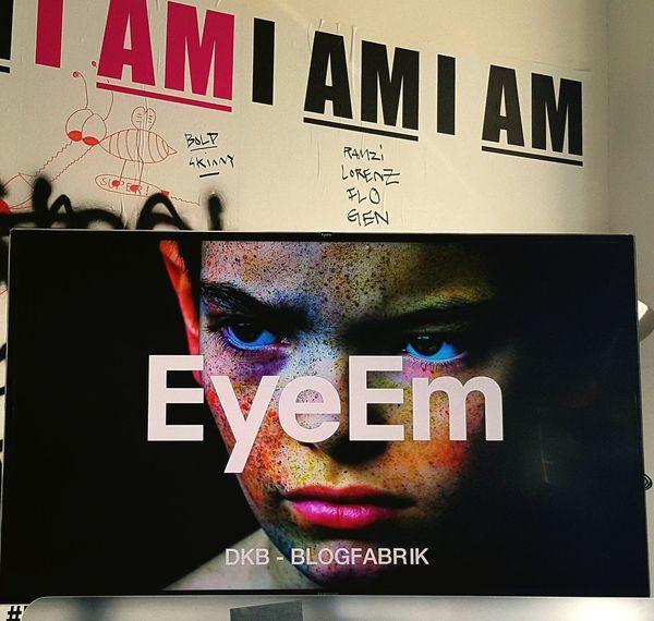 A Visit by EyeEm