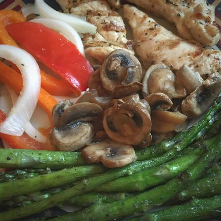 Grilling healthy all summer. :) Grilling BBQ Healthy Eating Summer Having Fun Cooking Taking Photos