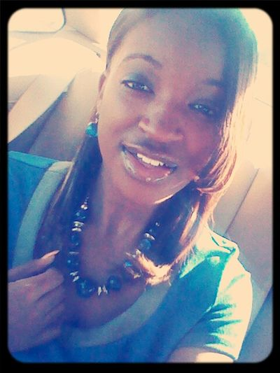 Yesterday, Omw To Church. ♥