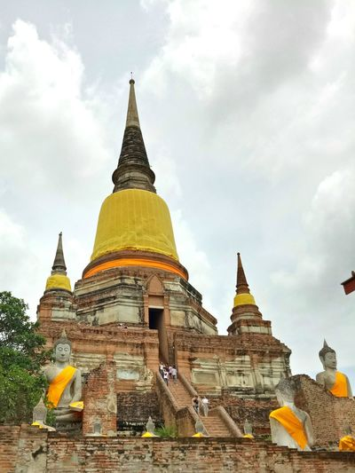 Art Temple Headbuddha Historical Monuments Buddha Temple Lord Buddha Thailand🇹🇭 Ayutthaya | Thailand Ayutthaya Historic Park Watmahathat