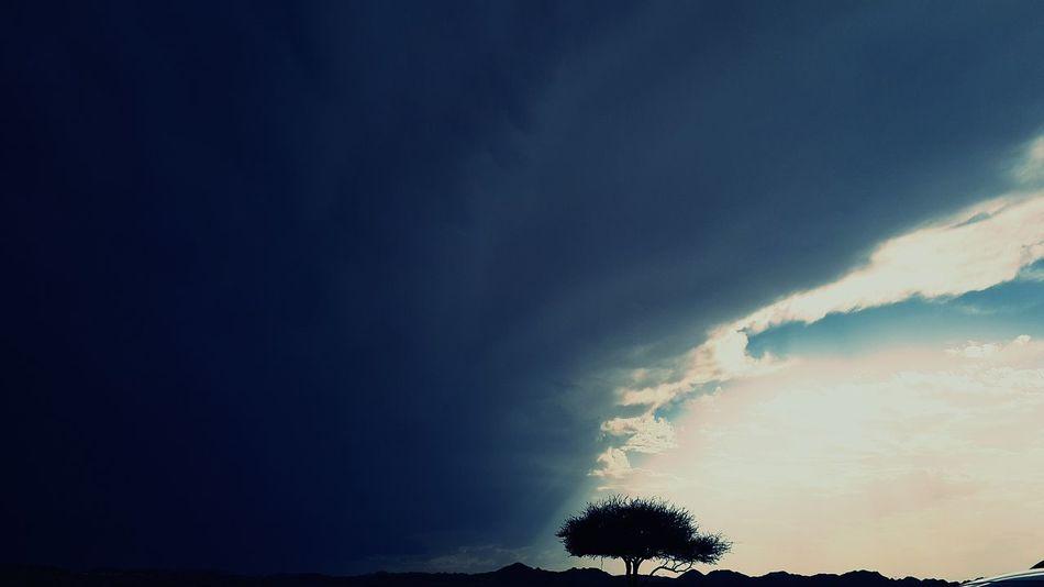 صور_طبيعه تصويري  غروب_الشمس مزاجي مطر الرياض