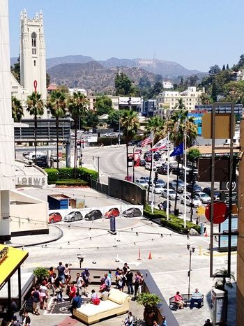 L.A. 🏢 City Los Angeles, California Streetphotography Hollywood